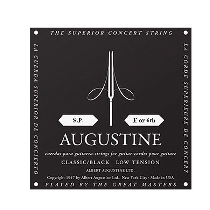 Augustine Classic S.P. E or 6th black (1 Stück)