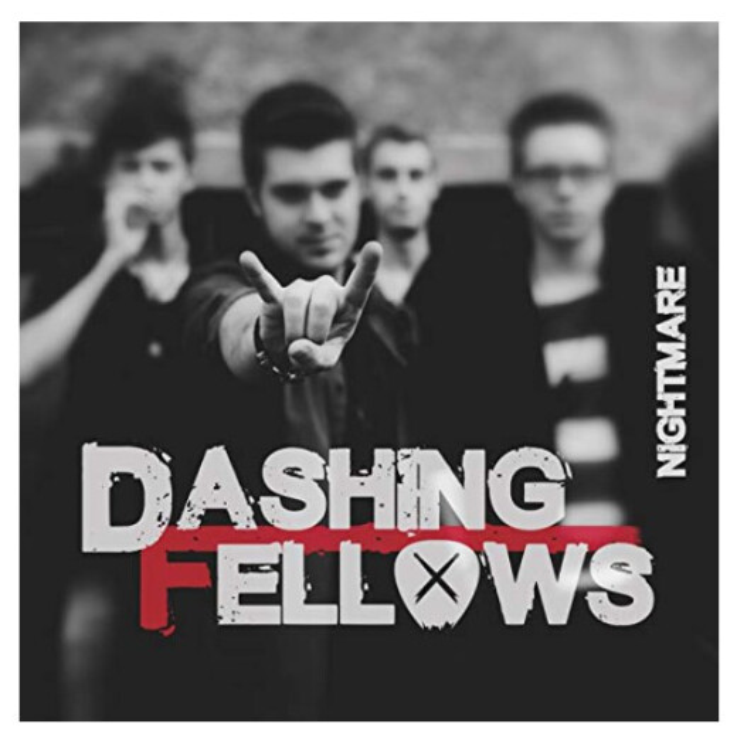 Dashing Fellows - Nightmare - CD
