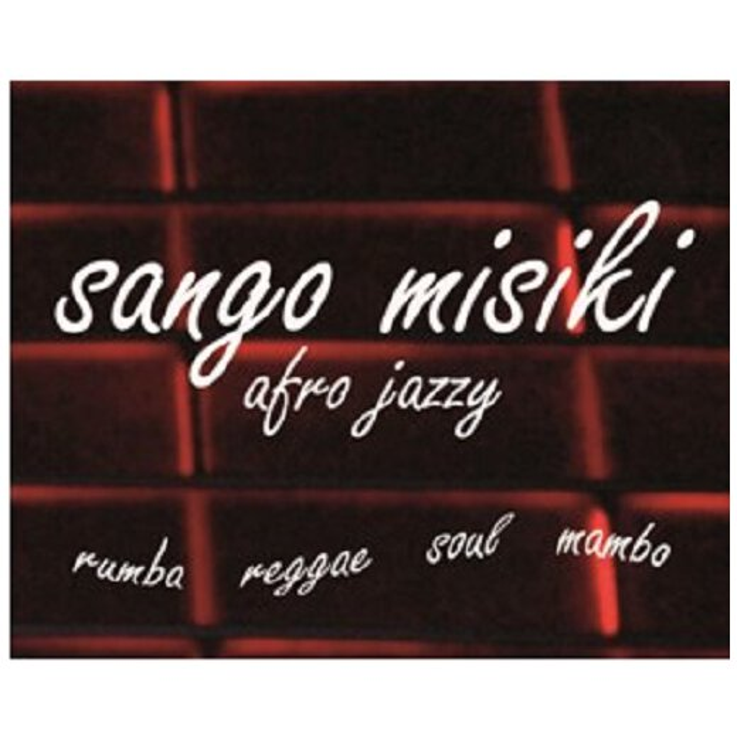 Malonga - Sango Misiki - afro jazzy - CD
