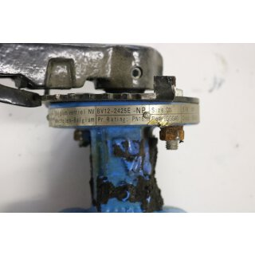 Absperrklappe DN80–PN16 GGG40