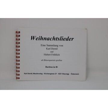 Weihnachtslieder - Eine Sammlung von Karl Derntl und Hubert Fröhlich
