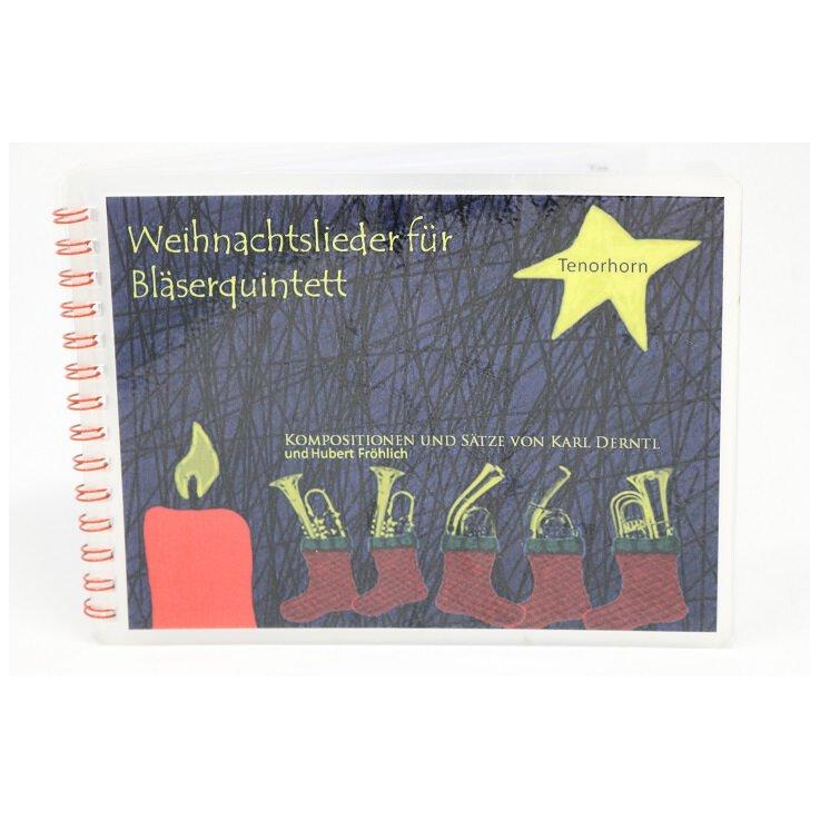 Weihnachtslieder für Bläserquintett