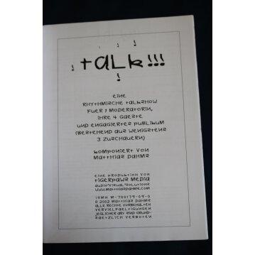 "Matthias Dahm ""Talk"""