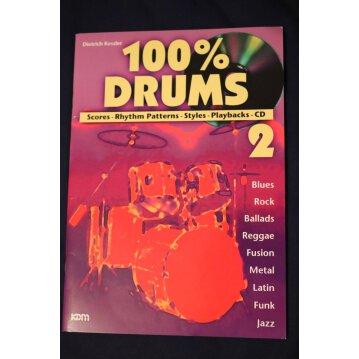 100% Drums