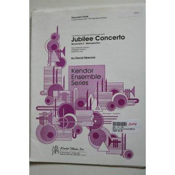 Jubilee Concerto Movemnt 2- Retrospctive