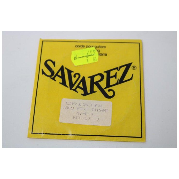 Savarez Gitarrensaiten Cristal Tres Fort Tirant