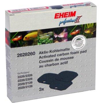 EHEIM Aktivkohlematte für eXperience 350, 3St.