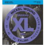 DAddario Bass Nickel Roundwound EXL280 Piccolo Long Scale