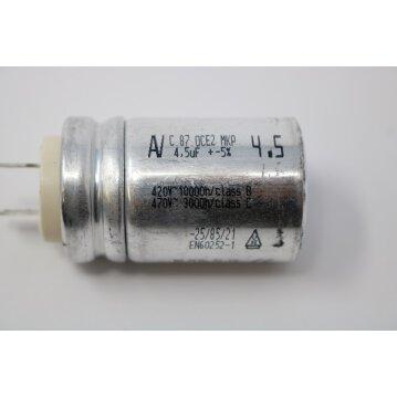 Kondensator, 4, 5uF P2 Nr.: 4055301172