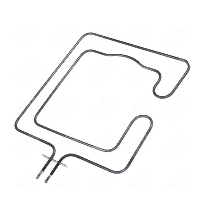 Heizelement (unten) für Backofen und Küchenherd AEG, ARTHUR MARTIN, ELECTROLUX Ersatzteil-Nr.: 3872198001