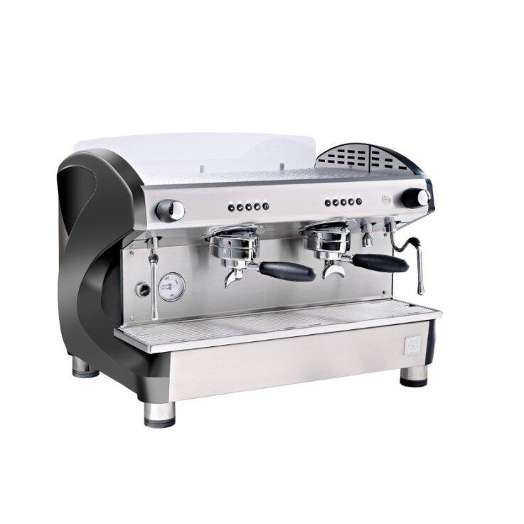 RENEKA VIVA Kaffeemaschine Gewerbe - Espressomaschine  2 GRUPPIG