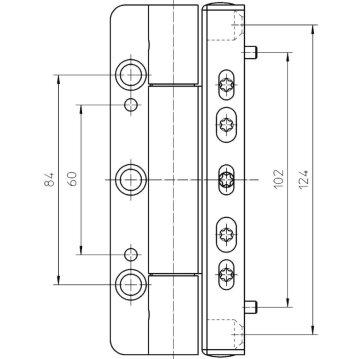 SIMONSWERK Rollenband SIKU® RB 5020 MSTS 3D, Stahl...